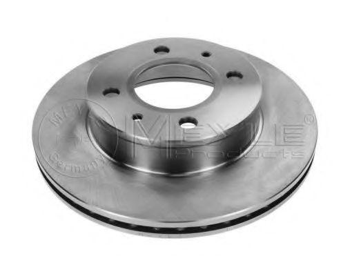 Тормозной диск MEYLE 37-15 521 0009