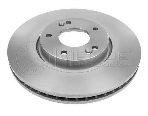 Тормозной диск MEYLE 37-15 521 0012/PD