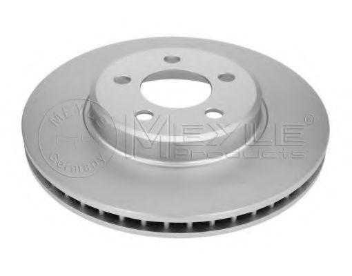 Тормозной диск MEYLE 44-15 521 0012/PD