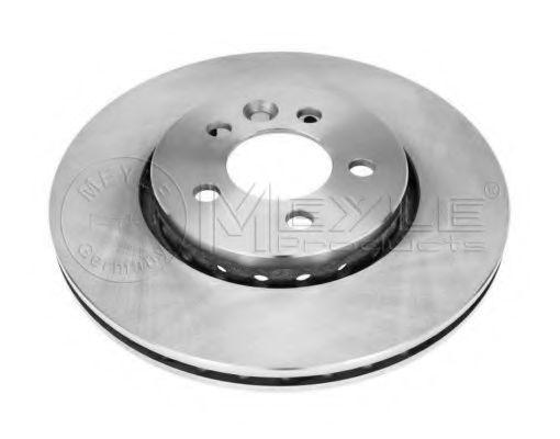 Тормозной диск MEYLE 45-15 521 0008