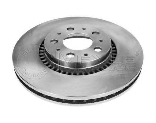 Тормозной диск MEYLE 514 521 0001