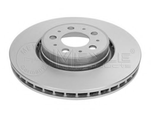 Тормозной диск MEYLE 515 521 0005/PD