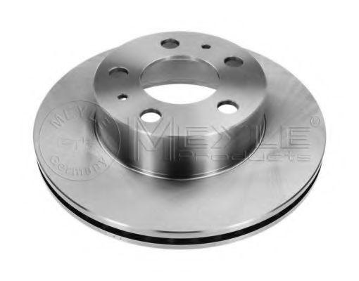 Тормозной диск MEYLE 515 521 5004