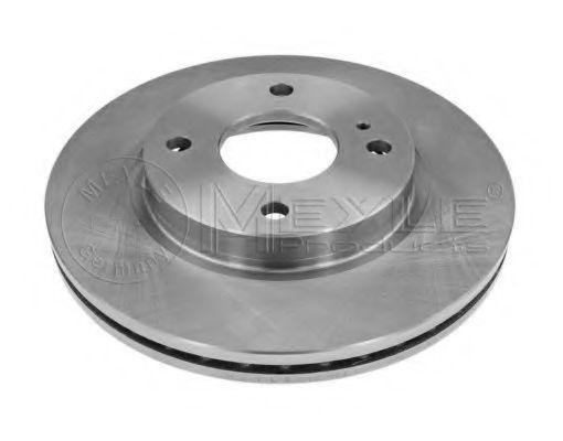 Тормозной диск MEYLE 715 521 0027