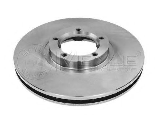 Тормозной диск MEYLE 715 521 7009