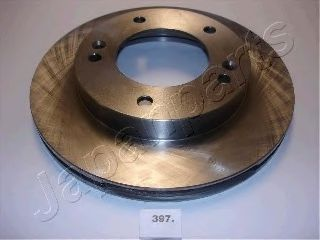 Тормозной диск JAPANPARTS DI-397