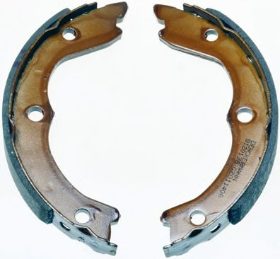 Тормозные колодки DENCKERMANN B120138