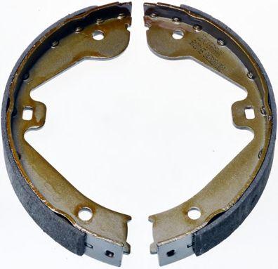 Тормозные колодки ручника DENCKERMANN B120165