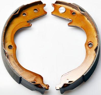 Тормозные колодки ручника DENCKERMANN B120166