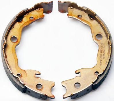 Тормозные колодки ручника DENCKERMANN B120168
