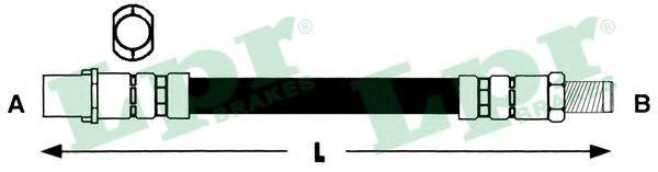 Тормозной шланг LPR 6T47972