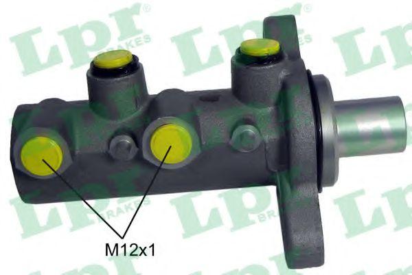 Главный тормозной цилиндр LPR 1757