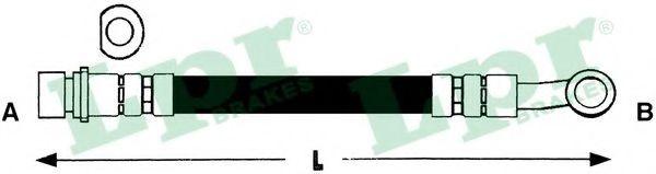 Тормозной шланг LPR 6T48265