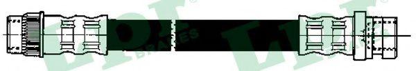 Тормозной шланг LPR 6T48041