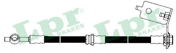 Тормозной шланг LPR 6T48162