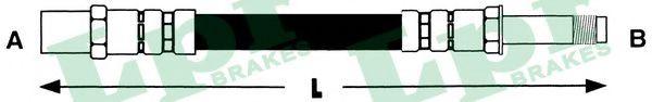 Тормозной шланг LPR 6T47982