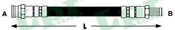 Тормозной шланг LPR 6T48009