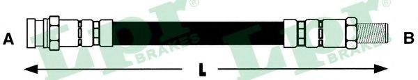 Тормозной шланг LPR 6T48024