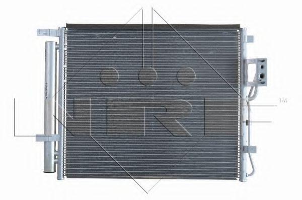 Радиатор кондиционера NRF 35994