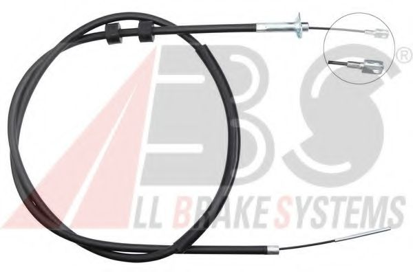 Трос ручника A.B.S. K12050