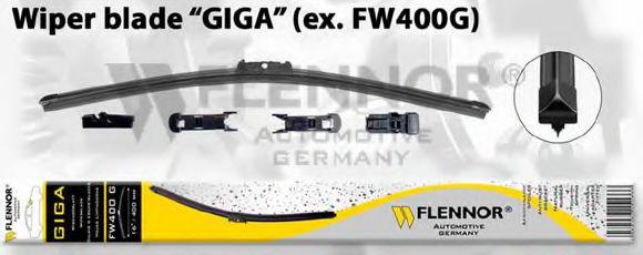 Щетка стеклоочистителя FLENNOR FW700G GIGA (Flat Blade OE)