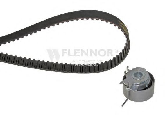 Комплект ремня ГРМ FLENNOR F904466V