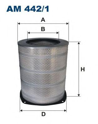 Воздушный фильтр FILTRON AM442/1