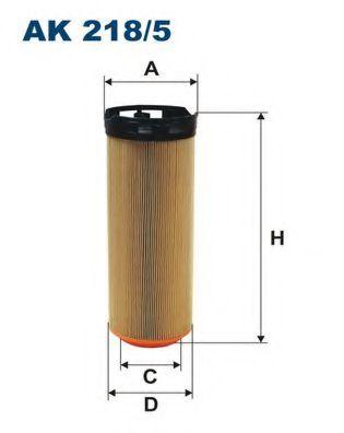 Воздушный фильтр FILTRON AK218/5