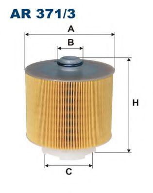 Воздушный фильтр FILTRON AR371/3