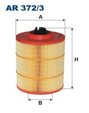 Воздушный фильтр FILTRON AR372/3