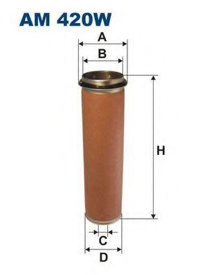 Воздушный фильтр FILTRON AM420W