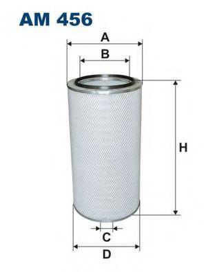 Воздушный фильтр FILTRON AM456