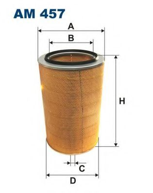Воздушный фильтр FILTRON AM457