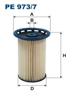 Топливный фильтр FILTRON PE973/7