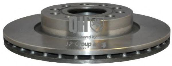 Тормозной диск JP GROUP 1163101409