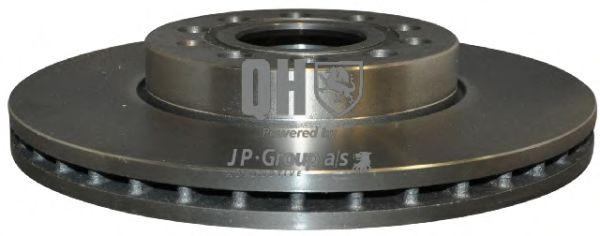 Тормозной диск JP GROUP 1163101509