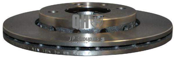 Тормозной диск JP GROUP 1163103909