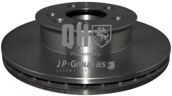 Тормозной диск JP GROUP 1163104309