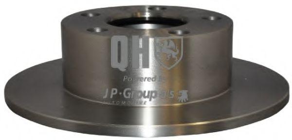 Тормозной диск JP GROUP 1163201809