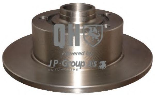 Тормозной диск JP GROUP 1163203209