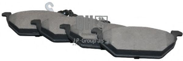Тормозные колодки JP GROUP 1163601019