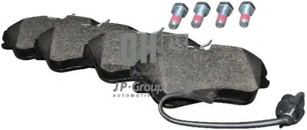 Тормозные колодки JP GROUP 1163603719