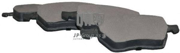 Тормозные колодки JP GROUP 1163604819