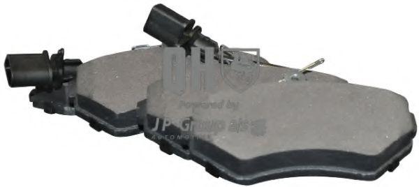 Тормозные колодки JP GROUP 1163605019
