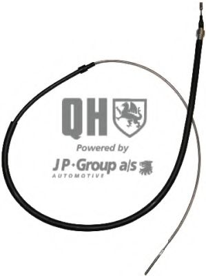 Трос ручника JP GROUP 1170303709