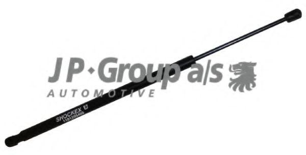 Газовый упор крышки багажника JP GROUP 1181205400