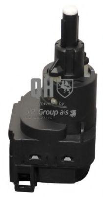 Выключатель фонаря сигнала торможения JP GROUP 1196602009