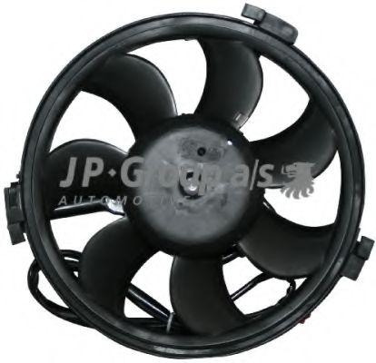 Электродвигатель вентилятора радиатора JP GROUP 1199106900