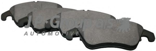 Тормозные колодки JP GROUP 1363601410