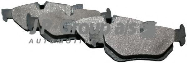 Тормозные колодки JP GROUP 1463700610
